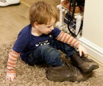how to make preschoolers more independent